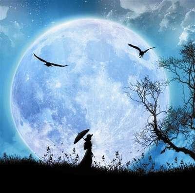 超级月亮【YANZI日记】 - 山水依依 - 山 水 依 依(用文字记录一路山水情)