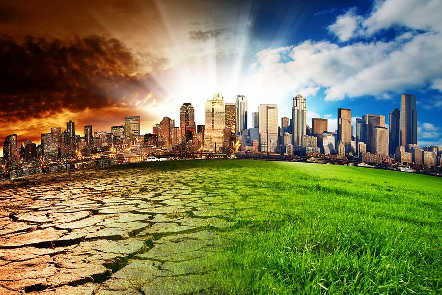 环境污染是指人类向自然中排放有害的物质,包括固体、液体以及气体物质。这些物质与自然环境中本身存在的物质混合在一起,改变了原有环境面貌,并产生了新的物质,危害人类和动植物的健康。从工业革命后,人类造成了数次重大的污染事件,影响持续到现在。