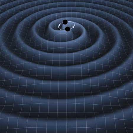 世界 引力波/听到宇宙初创时的脉动...