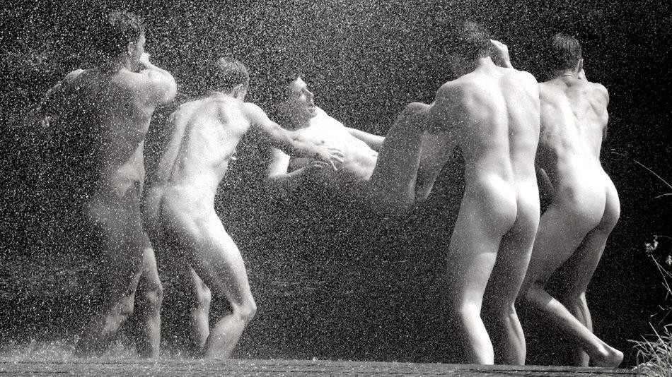 华威大学赛艇男队全裸写真 肌肉壮硕身材健美 - 雷石梦 - 雷石梦(观新闻)