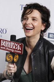 朱丽叶特-比诺什:女演员不得不面对年龄增长