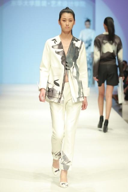 东华大学服装艺术设计学院作品发布