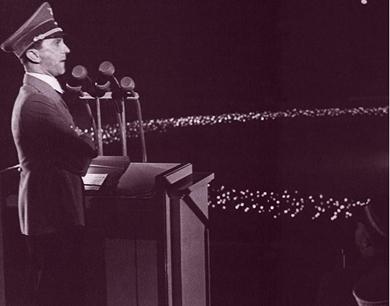 权力的中心:希特勒和纳粹集团的核心人物们