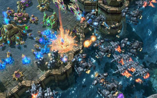 可跨服务器对战《星际争霸2》将开启全球畅玩计划