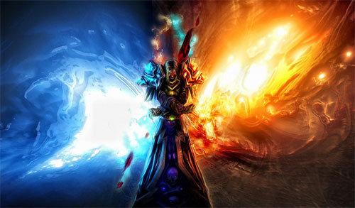 网络游戏 魔兽世界 > 正文  选择原因之一:随手开门,来去如风;vurtne
