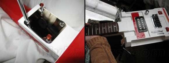 技术帝打造任天堂红白机外观吉他多图赏