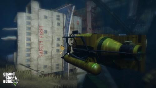 《GTA5》最新游戏截图