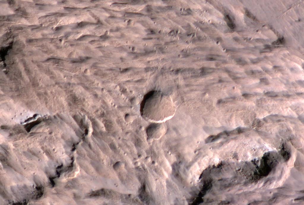 不坑人的陨石坑:大有可能发现外星生命