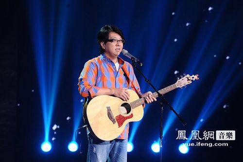 袁惟仁登央视榜上榜人气爆棚 《木吉他》获周榜亚军
