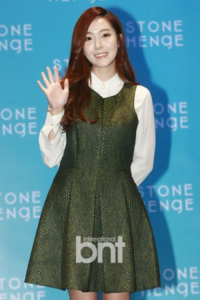 Jessica发声明称受伤:成员要我放弃事业