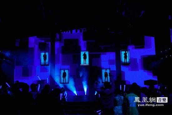 WINNER参加内地跨年演唱会 出色演出获一致好评