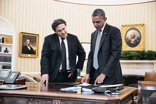 白宫御用主笔谈奥巴马修改演讲稿:他容易合作