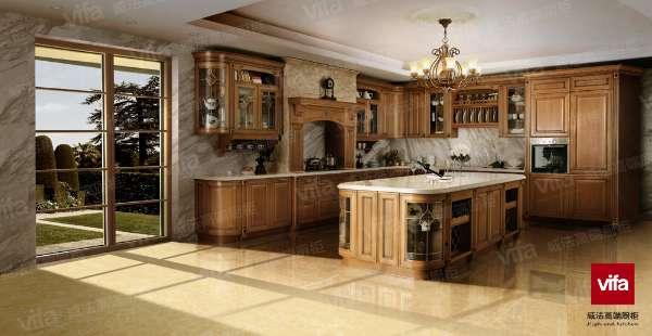 威法橱柜解析欧式风格客厅都有哪些特点