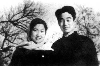 毛泽东之女李敏:泪别中南海 相夫教子度清贫(组图)