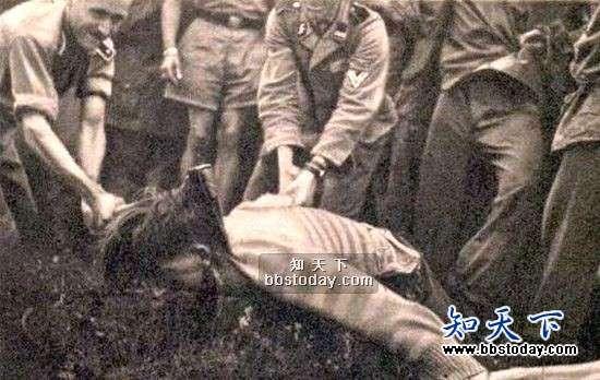 人类酷刑:世界各地头旧照大曝光