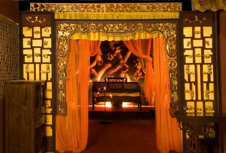 中国古代皇宫有专人为太子做性启蒙教育图片