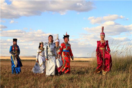 内蒙古民族服饰盛宴即将启幕|内蒙古|服饰大赛