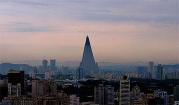 """那些著名的烂尾楼 朝鲜""""全球最高饭店""""成国家伤疤"""