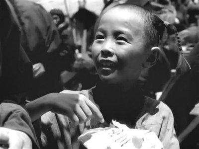 中国首部禁片《武训传》(组图)