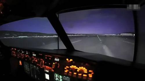 史上最彪悍玩家 波音737飞机改造为游戏机