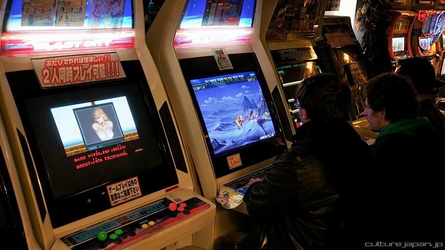 整个世界都在怀旧!看日本的老游戏专营店 游