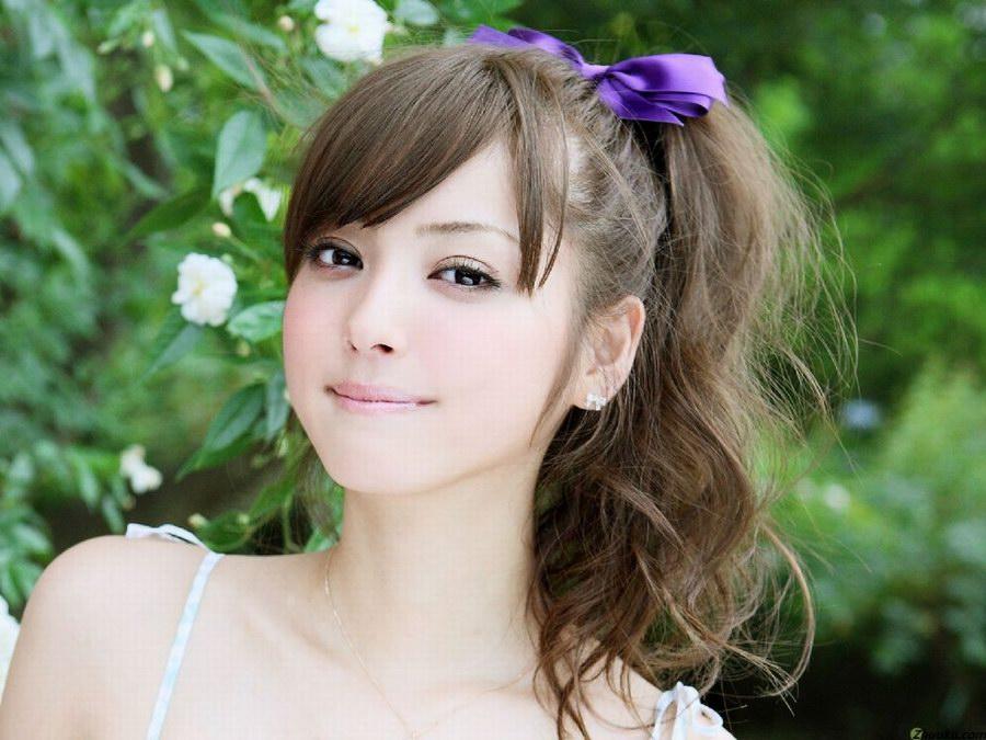 用笑容完爆胸器!拥有最美笑容的日本妹子 游戏