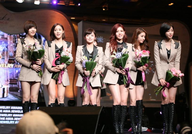 韩国女子组合t-ara