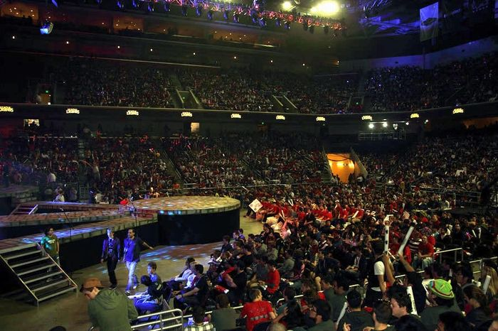 2009年的第3届亚洲室内运动会,中国电子竞技国家队则取得1金1银4铜的