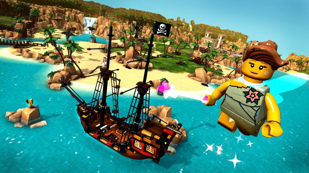 《迷你乐高ol》游戏画面图片