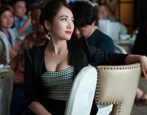 中国最美女游戏制作人