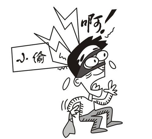 南京 发现小偷后佯装寄快递 姑娘微信报警抓获对方