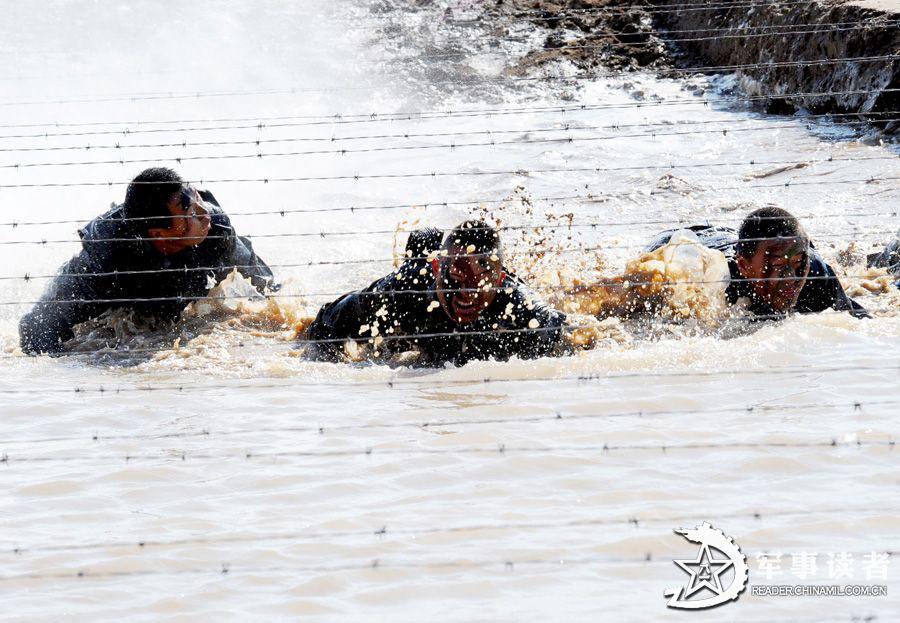 挽弓只待射天狼:第38集团军某英雄侦察连训练掠影