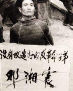 """""""反革命""""子弟"""