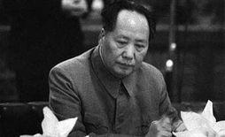 毛泽东在国宴上