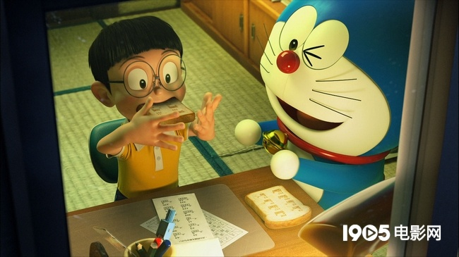 情怀,勾搭的是回忆-哆啦A梦 伴我同行 情怀有了 可然后呢