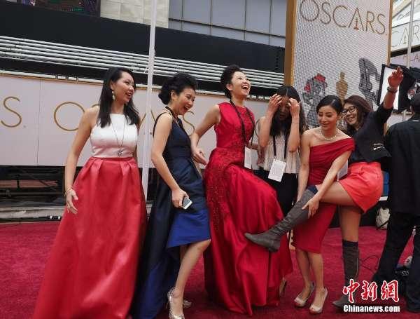 第87届届奥斯卡颁奖典礼已准备就绪,将于当地时间2月22日在杜比