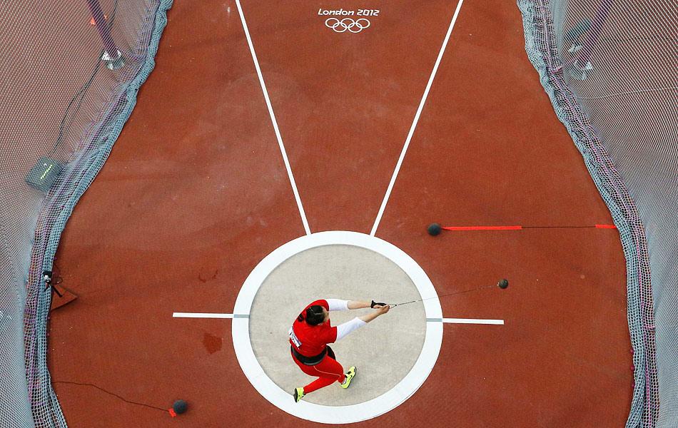 2012年8月11日,在伦敦奥运会女子链球决赛中,因德国运动员海德勒为自己的成绩进行申诉并取得成功,这样本来该获得铜牌的中国选手张文秀,只能位列第4,与奖牌失之交臂。