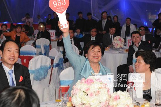 组图:2012中国慈善排行榜慈善拍卖