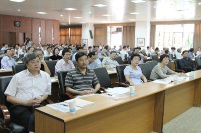 学校召开2013年夏季校务工作会议图片