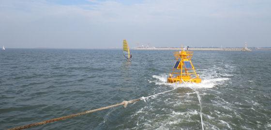 3m浮标拖航布放