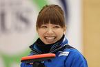2012日本冰壶锦标赛:众美女争艳赛场[高清大图]