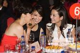 明星出席2011中国慈善排行榜