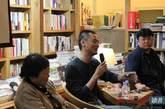 李银河、冯唐、罗永浩在凤凰网读书会现场