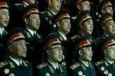 直到今天,我们仍然可以从《红军纪律歌》中,寻觅得到那些老将军的形象,那粘满征途冰霜的双鬓,熏染了战场硝烟的脸庞,特别是他们忘我献身的伟大胸怀和正直廉洁的高尚品德。