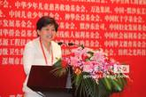 """怡海集团董事长王琳达,作为""""最具爱心慈善楷模""""代表,分享慈善故事"""