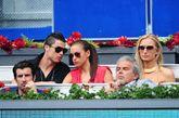 2012年5月13日,总奖金3,973,695欧元的ATP1000赛马德里公开赛展开男单半决赛的争夺。赛会三号种子、瑞士天王费德勒状态火热,以6-2/6-3击败塞尔维亚眼镜侠蒂萨普雷维奇晋级决赛。C罗携女友亮相看台秀恩爱。