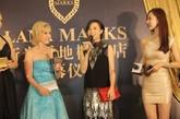 张静初出席LANA MARKS新光天地概念店开业活动。
