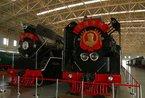 中国铁道博物馆 和谐号动车组的实验室