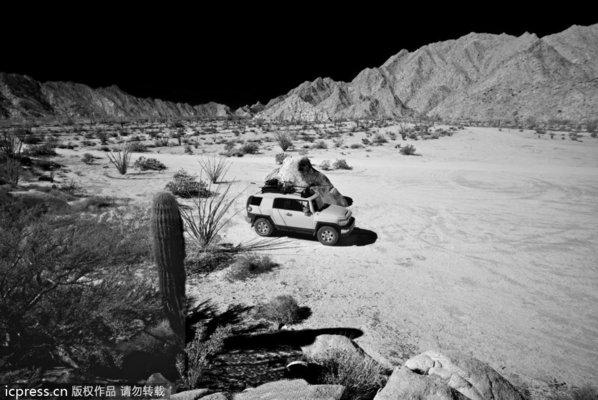 探险北美最大沙漠 索诺拉沙漠