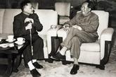"""1960年毛泽东和担任中共中央总书记的邓小平谈话,以后曾多次讲邓小平""""人才难得""""。"""